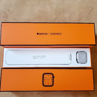 Apple Watch - Apple Watch 4 HERMES 40 mm