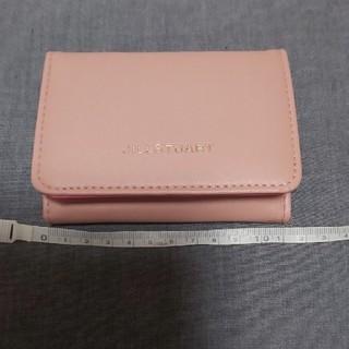 ジルスチュアート(JILLSTUART)のJILLSTUART  三つ折財布   新品未使用(折り財布)