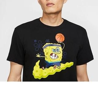 NIKE - 希少 XL KYRIE SpongeBob TEE  スポンジボブ カイリー