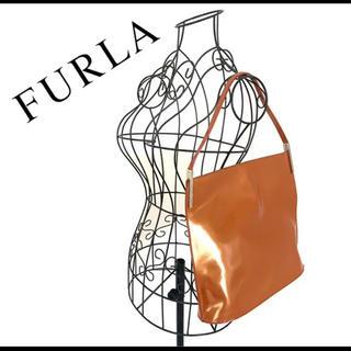 フルラ(Furla)のFURLA フルラ エナメル バッグ トートバッグ ハンドバッグ(トートバッグ)