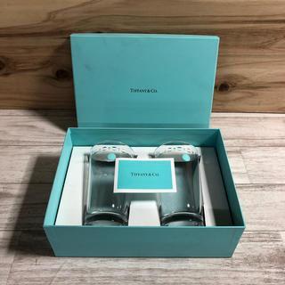 ティファニー(Tiffany & Co.)のTIFFANY&CO. ティファニー セットグラス(グラス/カップ)