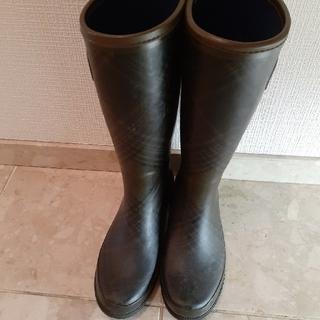 ヒラキ長靴