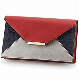 マウジー(moussy)のmoussy ハラコ 長財布(財布)