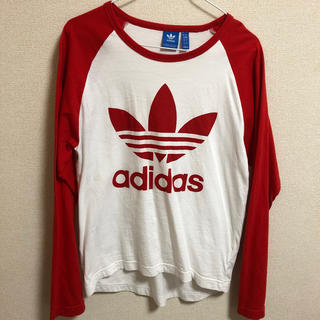 アディダス(adidas)のadidas originals (Tシャツ/カットソー(七分/長袖))