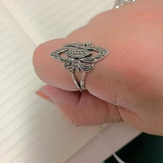マーカサイトのリング(リング(指輪))