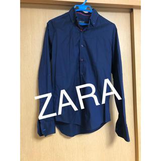 ZARA - ZARA MAN❤︎スリムフィット シャツ
