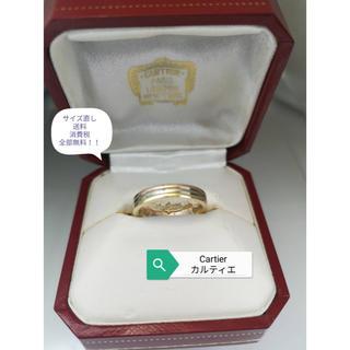 カルティエ(Cartier)のカルティエ☆Cartier☆トリニティ ウエディング☆K18(750)☆13号(リング(指輪))