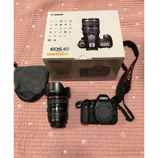 Canon - Canon EOS 6D EF24-105 F4L IS USM KIT
