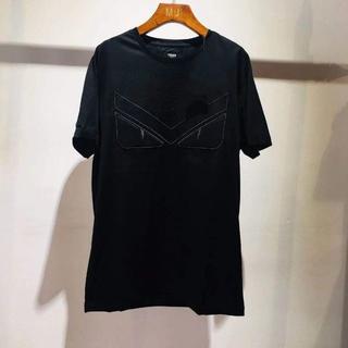 FENDI - fendiフェンディ  Tシャツ ブラック