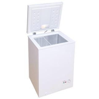 アイリスオーヤマ - 家庭用 上開き 大容量 100l 冷凍庫 ストッカー アイリスオーヤマ