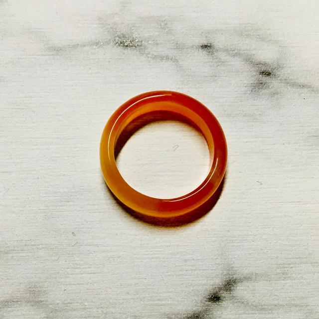 サードオニキスリング レディースのアクセサリー(リング(指輪))の商品写真
