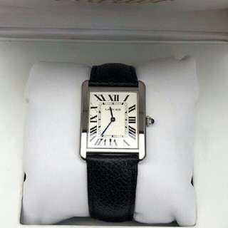 Cartier - カルティエ タンクソロ SM WSTA0030