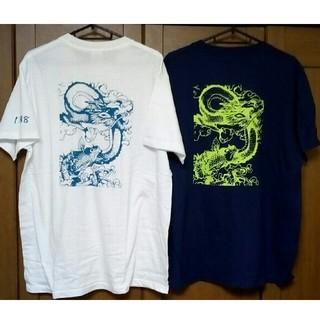 ユニクロ(UNIQLO)の新品・未使用 Tシャツ2枚セット (Tシャツ(半袖/袖なし))