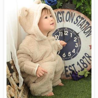 babyGAP - スウィートマミー くま耳ジャンプスーツ