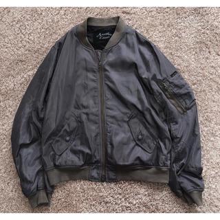 アナザーエディション(ANOTHER EDITION)のジャケット アウター ブルゾン MA-1 Another edition(ブルゾン)