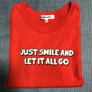 グローバルワーク(GLOBAL WORK)のTシャツ(その他)