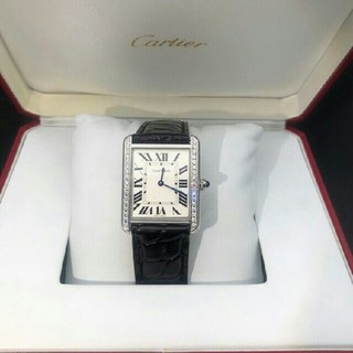 Cartier - Cartierレ カルティエ ディース 腕時計