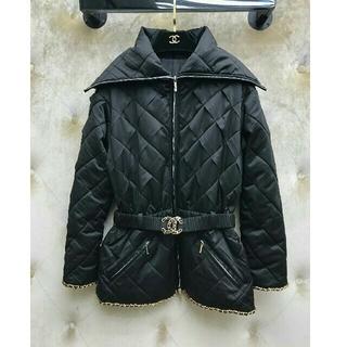 シャネル(CHANEL)の正規品Chanelシャネル ジャケット コート ベルト付き レディース お洒落!(その他)