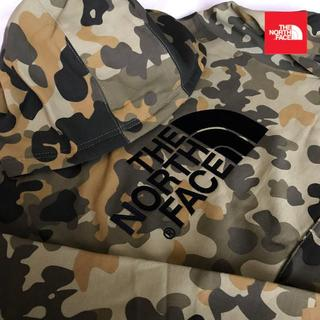 THE NORTH FACE - the north face プルオーバー カモ EUL