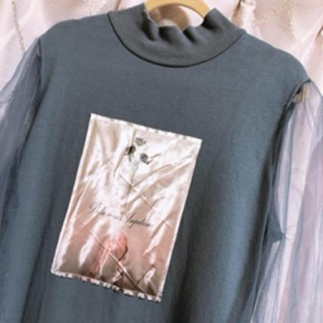 EATME(イートミー)の即完売♡EATME♡ワンピース レディースのワンピース(ロングワンピース/マキシワンピース)の商品写真