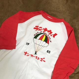 イーハイフンワールドギャラリー(E hyphen world gallery)のイーハイフン レトロTシャツ(Tシャツ(長袖/七分))