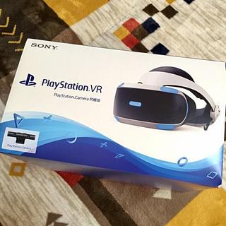 PlayStation VR - PlayStation VR カメラ同梱版 (CUH-ZVR2)