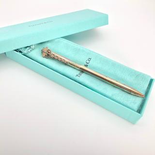ティファニー(Tiffany & Co.)のSV925 Tiffany ティファニー ボールペン  正規品(ペン/マーカー)