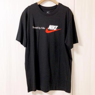 NIKE - 未使用 ナイキ 黒 Tシャツ the nike tee ユニセックス