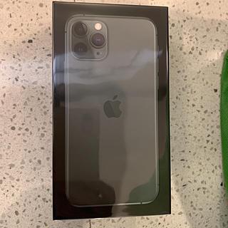 iPhone - iPhone 11 Pro  256GB 香港版 ミッドナイトグリーン