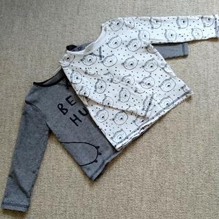 ネクスト ベビー トップス カットソー Tシャツ 80 2枚セット