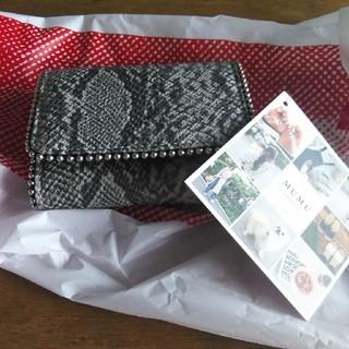 しまむら - しまむらMUMUさんコラボ財布