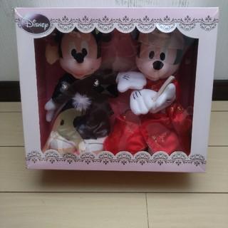 Disney - ミッキー&ミニーウェディングドール☆