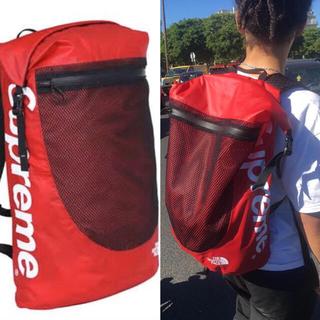 Supreme - Supreme TNF Waterproof Backpack 17SS 正規品