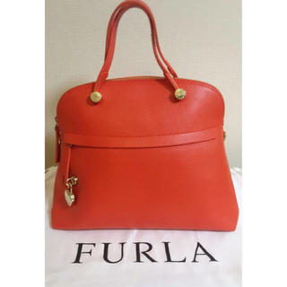 フルラ(Furla)の【未使用品】FURLA フルラ パイパー Mサイズ(ハンドバッグ)