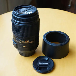 Nikon - AF-S  NIKKOR 55-300mm 1:4.5-5.6G ED