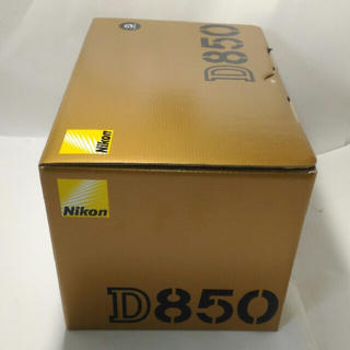 Nikon - Nikon ニコン D850 新品未使用