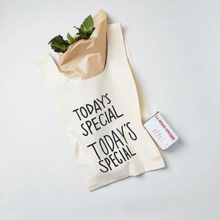 シボネ(CIBONE)のTODAY'S SPECIAL ミニマルシェバッグ トートバッグ 新品未使用(エコバッグ)