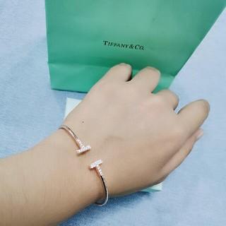 Tiffany & Co. - Tiffany & Co. ティファニー ブレスレット フリーサイズ