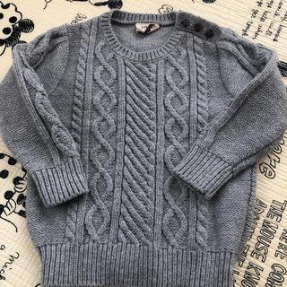 ニット セーター 90センチ 未使用