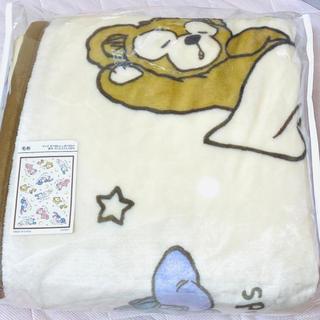Disney - ダッフィー 毛布 スイートドリームス