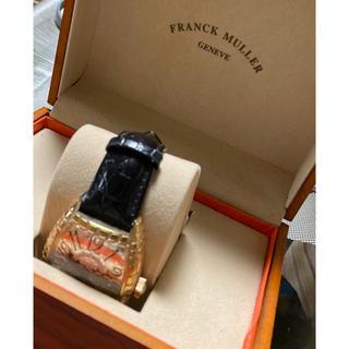 フランクミュラー(FRANCK MULLER)のFranck Muller フランクミュラー ジャンク品 クロコ?(腕時計(アナログ))