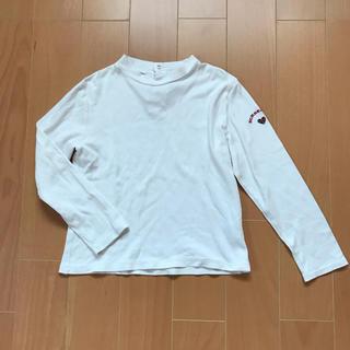 BURBERRY - 女の子 130  バーバリー 長袖Tシャツ
