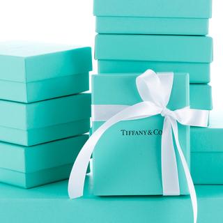 ティファニー(Tiffany & Co.)のTiffany&co. クロスリング(リング(指輪))