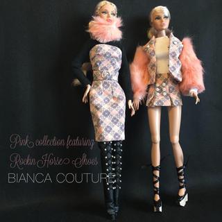 バービー(Barbie)のmck様専用.バービー人形.ポピーパーカーお洋服オーダー(人形)