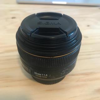 SIGMA - SIGMA 30mm 単焦点レンズ Nikon用