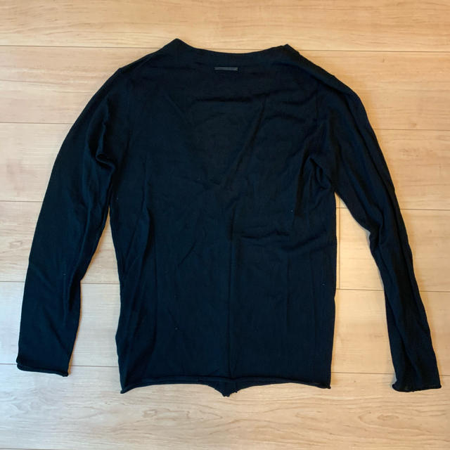 BLACK GOLD(ブラックゴールド)のディーゼルブラックゴールド カーディガン メンズのトップス(カーディガン)の商品写真
