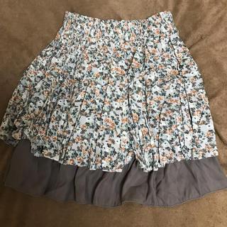 レトロガール(RETRO GIRL)の値下げ歓迎 RETROGIRL リバーシブルスカート(ミニスカート)