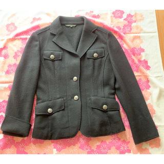 ニジュウサンク(23区)のONWARD23区小さなサイズ圧縮ウールジャケット(テーラードジャケット)