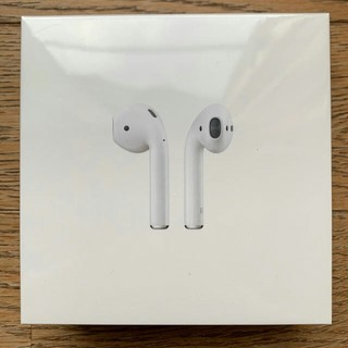 Apple - Apple AirPods2 MV7N2J/A  最新モデル