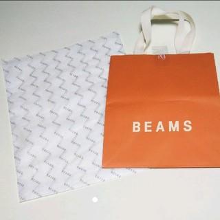 ビームス(BEAMS)のBEAMSビームス ショップ紙 紙袋(ショップ袋)